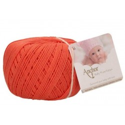 Anchor Baby Pure Cotton 0180 Coral