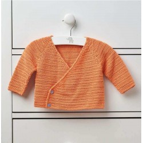 Anchor Baby Pure Cotton 0181 Naranja
