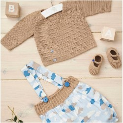 Anchor Baby Pure Cotton 0107 Cashmere
