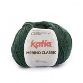 Merino Classic 15 Verde Oscuro