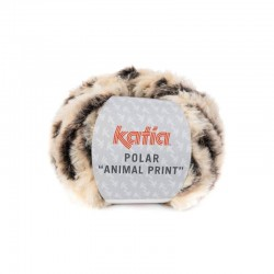 POLAR ANIMAL PRINT 200 Beige