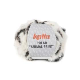 POLAR ANIMAL PRINT 207 Marrón