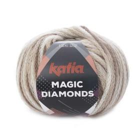 MAGIC DIAMONDS 50 Marrón