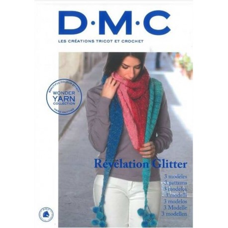 REVISTA REVELATION GLITTER DMC