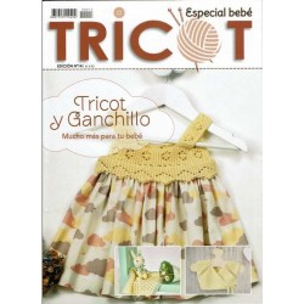 Revista TRICOT nº 14, Especial bebé