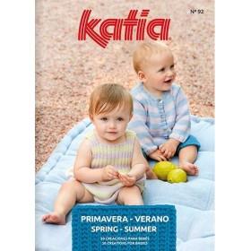Revista Nº 92 - Bebe Primavera Verano 2020