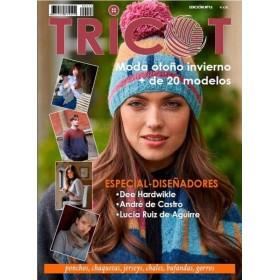 Revista TRICOT nº 15, Especial Diseñadores