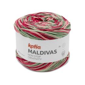 MALDIVAS 83 Rojo