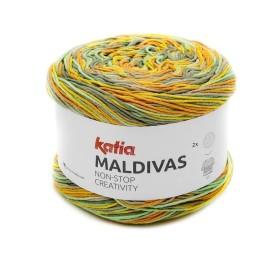 MALDIVAS 84 Amarillo
