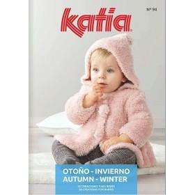 Revista Nº 94 - Bebe KATIA Otoño Invierno 2020-2021