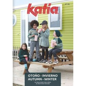 Revista nº 95 - NIÑOS KATIA OTOÑO - INVIERNO 2020-2021
