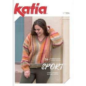 Revista Nº 104 - MUJER SPORT KATIA INVIERNO 2020-2021