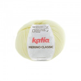 Merino Classic 84 Amarillo pastel