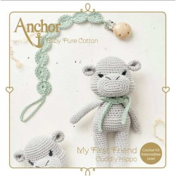 KIT AMIGURUMI ANCHOR BABY-MY FIRST FRIEND