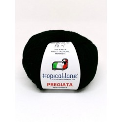 PREGIATA - TROPICAL LANE 002 Negro