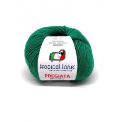 PREGIATA - TROPICAL LANE 690 Verde