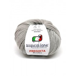 PREGIATA - TROPICAL LANE 311 Gris Claro