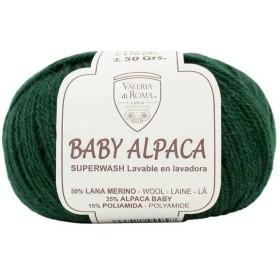 BABY ALPACA 130 Verde Botella