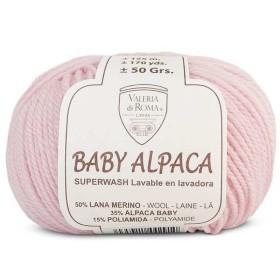 BABY ALPACA 002 Rosa