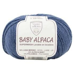 BABY ALPACA 008 Azulón