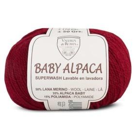 BABY ALPACA 027 Granate
