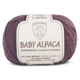 BABY ALPACA 050 Lila