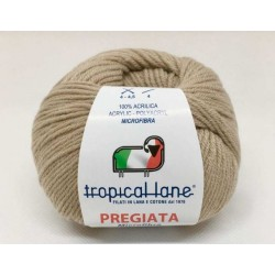 PREGIATA - TROPICAL LANE 396 Beige