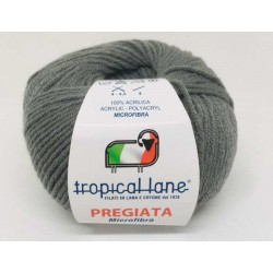 PREGIATA - TROPICAL LANE 312 Gris