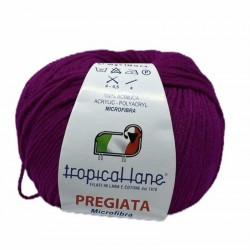 PREGIATA - TROPICAL LANE 677 Fucsia Oscuro