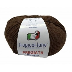 PREGIATA - TROPICAL LANE 803 Marrón