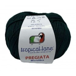 PREGIATA - TROPICAL LANE 700 Verde Botella