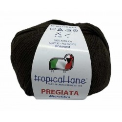 PREGIATA - TROPICAL LANE 804 Marrón Oscuro