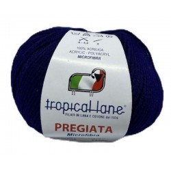 PREGIATA - TROPICAL LANE 113 Marino Oscuro