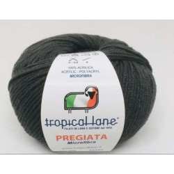 PREGIATA - TROPICAL LANE 313 Gris Oscuro