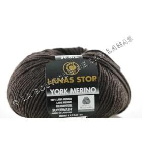 York Merino 736. Marrón Oscuro