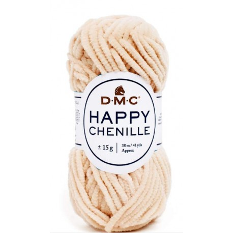 HAPPY CHENILLE DMC 10 Crudo