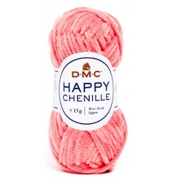 HAPPY CHENILLE DMC 13 Coral