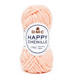 HAPPY CHENILLE DMC 15 Salmón