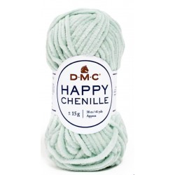HAPPY CHENILLE DMC 16 Verde Claro