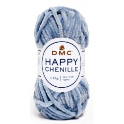HAPPY CHENILLE DMC 18 Azul Claro