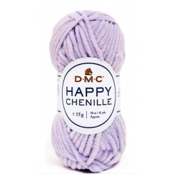 HAPPY CHENILLE DMC 19 Lila