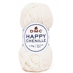 HAPPY CHENILLE DMC 21 Marfil