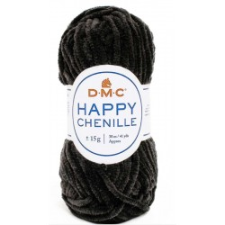 HAPPY CHENILLE DMC 22 Marrón Oscuro