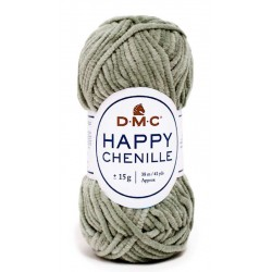 HAPPY CHENILLE DMC 23 Verde