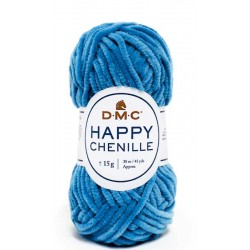 HAPPY CHENILLE DMC 26 Azulón