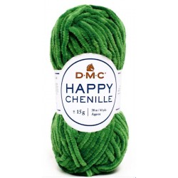 HAPPY CHENILLE DMC 27 Menta