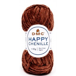 HAPPY CHENILLE DMC 28 Marrón