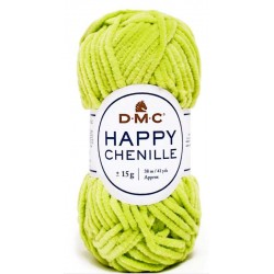 HAPPY CHENILLE DMC 29 Pistacho