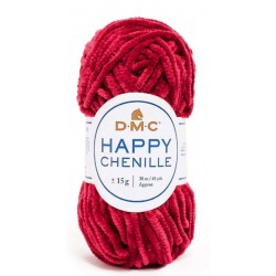HAPPY CHENILLE DMC 31 Granate