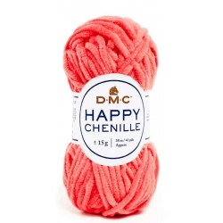 HAPPY CHENILLE DMC 32 Naranja